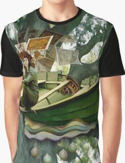 Sailing Song Graphic T-Shirt