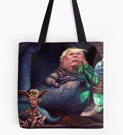 Jabba the Trump Tote Bag