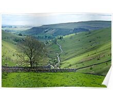 Yorkshire. Poster