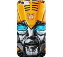 Bumblebee Head   iPhone Case/Skin
