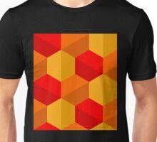 Hex pattern 1 Unisex T-Shirt
