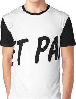 Typography joke Graphic T-Shirt