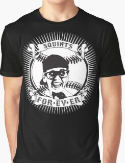 Squints For-ev-er! Graphic T-Shirt