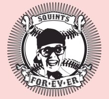 Squints For-ev-er! Kids Tee