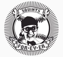 Squints For-ev-er! Baby Tee