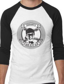 Squints For-ev-er! Men's Baseball ¾ T-Shirt