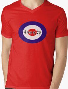 MOD Mens V-Neck T-Shirt
