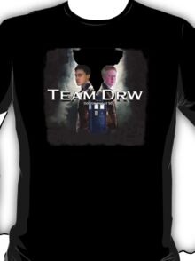 team drw doctor who at 50 t-shirts T-Shirt