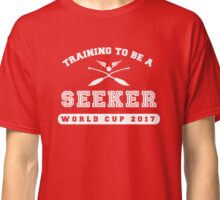 Training to be a Seeker Classic T-Shirt
