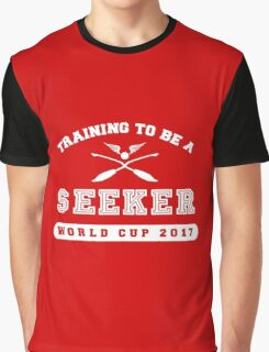 Training to be a Seeker Graphic T-Shirt