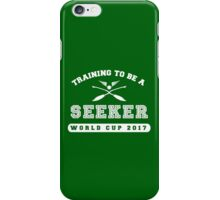 Training to be a Seeker iPhone Case/Skin