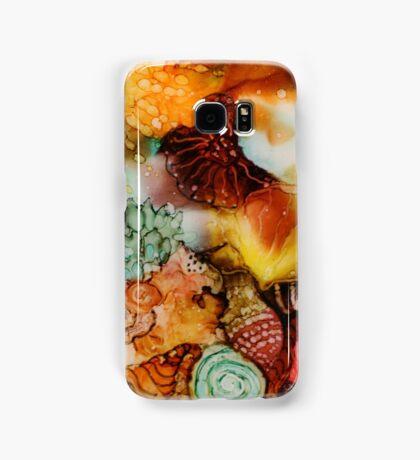 """""""Under the Sea 2"""" Colorful Unique Original Artist's Design! Samsung Galaxy Case/Skin"""