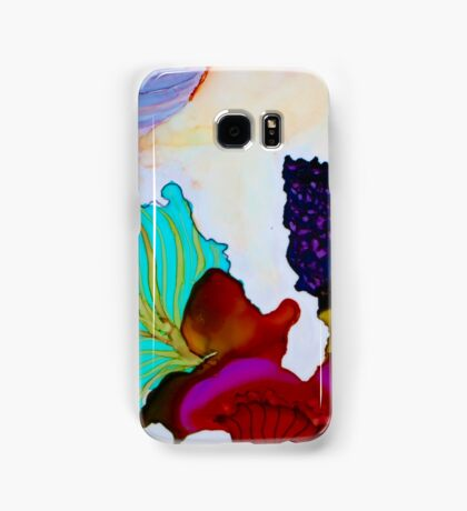 Colorful Unique Original Artist's abstract Design! Samsung Galaxy Case/Skin