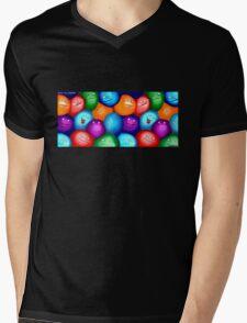 Bosons Mens V-Neck T-Shirt