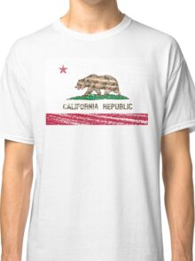 Vintage California Republic flag Classic T-Shirt