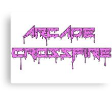 Pink Slime Canvas Print