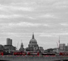 London Buses Sticker