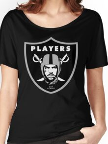 Players Club Women's Relaxed Fit T-Shirt
