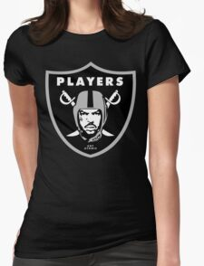 Players Club Womens Fitted T-Shirt