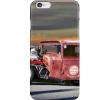 1933 Ford 'Rat Nose' Pickup II iPhone Case/Skin