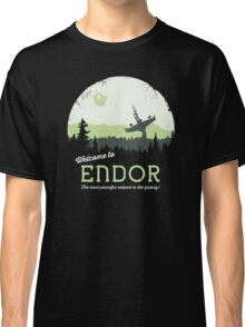Welcome To Endor Classic T-Shirt