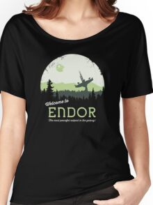 Welcome To Endor Women's Relaxed Fit T-Shirt