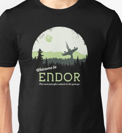 Welcome To Endor Unisex T-Shirt