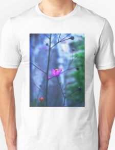 little flower and planets T-Shirt