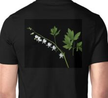 Dicentra to the left Unisex T-Shirt