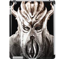 Miraak's Mantra iPad Case/Skin