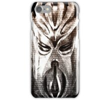 Miraak's Mantra iPhone Case/Skin