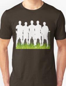 Soccer match in spotlight T-Shirt
