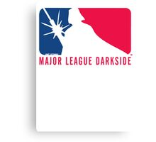 MLD Major League Darkside Logo Canvas Print