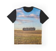 field and trees Graphic T-Shirt
