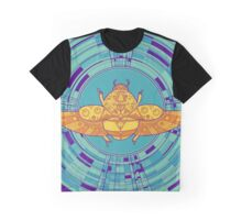Sacred Scarab  Graphic T-Shirt