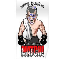 Being Bullied Mixed Martial Arts MMA for all fighters Poster