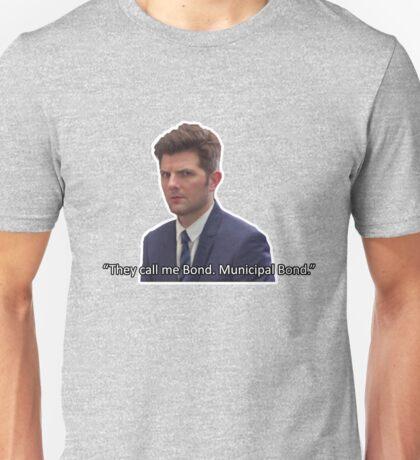 Ben Wyatt - Municipal Bond Unisex T-Shirt