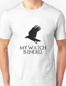 My Watch Is Ended T-Shirt