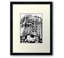 From the Group Up Framed Print