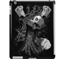 Pit Fighter Skull Chain MMA Mixed Martial Art  iPad Case/Skin