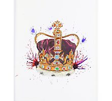 ROYAL CROWN Photographic Print