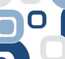 Retro #2 Sticker
