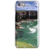 Stackpole Head - Swirl iPhone Case/Skin