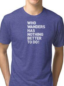 NEWSFLASH Tri-blend T-Shirt