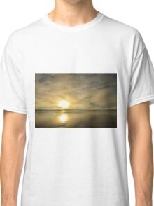 Sunset across the Moray Firth Classic T-Shirt