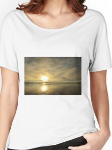 Sunset across the Moray Firth Women's Relaxed Fit T-Shirt