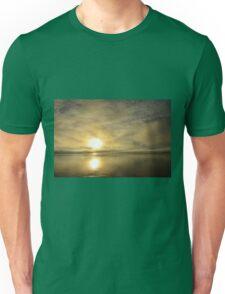 Sunset across the Moray Firth Unisex T-Shirt
