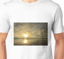 Sunset across the Moray Firth Unisex T-Shirt