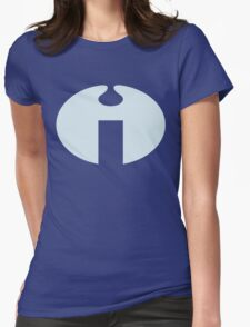 The Impossibles Symbol from Venture Bros. Womens Fitted T-Shirt