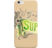 My Octopus iPhone Case/Skin
